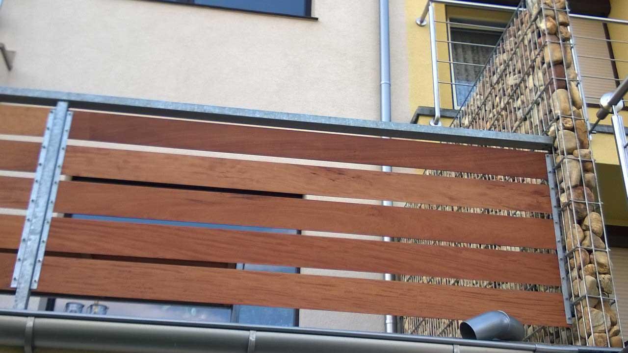 Groovy Balustrady balkonowe, francuskie, schodowe SZ71